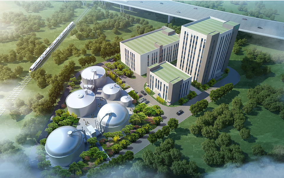 Shenzhen Higreen comprehensive environmental protection roject